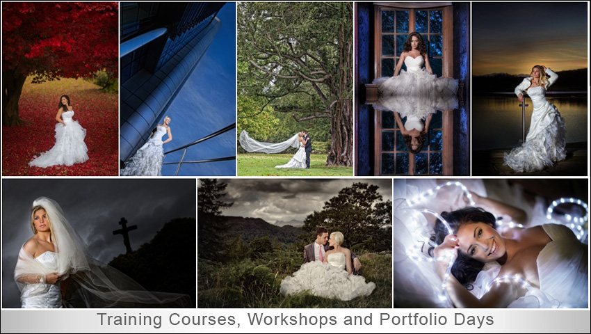 Wedding Photography training