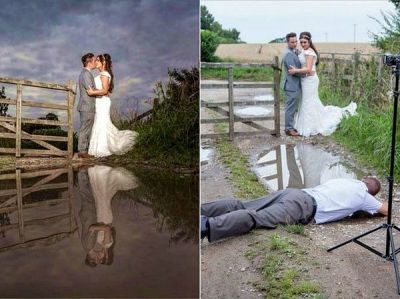 crazy wedding photographer   Leeds Wedding photographer