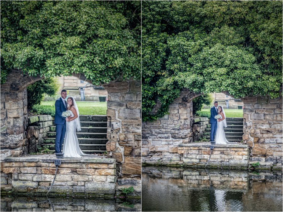 Waterton Park wedding photography in Wakefield | Walton Hall wedding photographer | Award winning west yorkshire wedding photography | Wakefield wedding photos | Chris Chambers Photography | Waterton Park wedding photographer | leeds wedding photographer | Leeds wedding photography | West Yorkshire wedding photographs