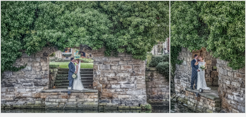Waterton Park Hotel wedding photographer | Yorkshire wedding photography at Waterton Park Hotel