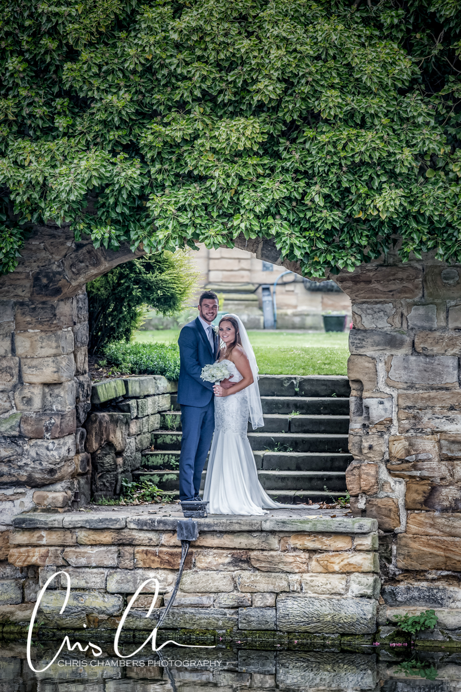 Waterton Park award winning wedding photographer, West Yorkshire wedding photography, Walton Hall Hotel weddings, Yorkshire photographer