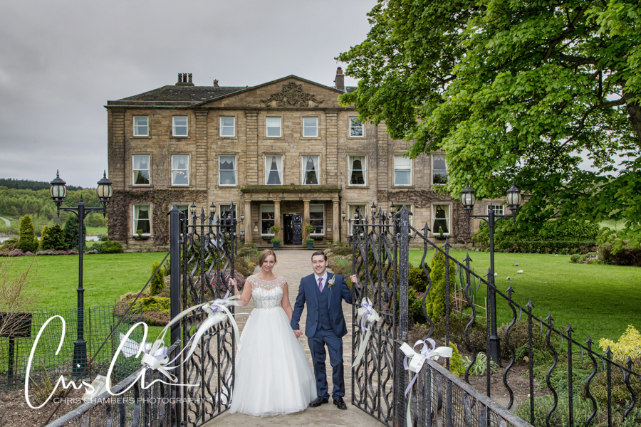 West Yorkshire wedding photographer at Waterton Park Hotel, Wakefield wedding photographs, Yorkshire Wedding Photography by Chris Chambers Photography