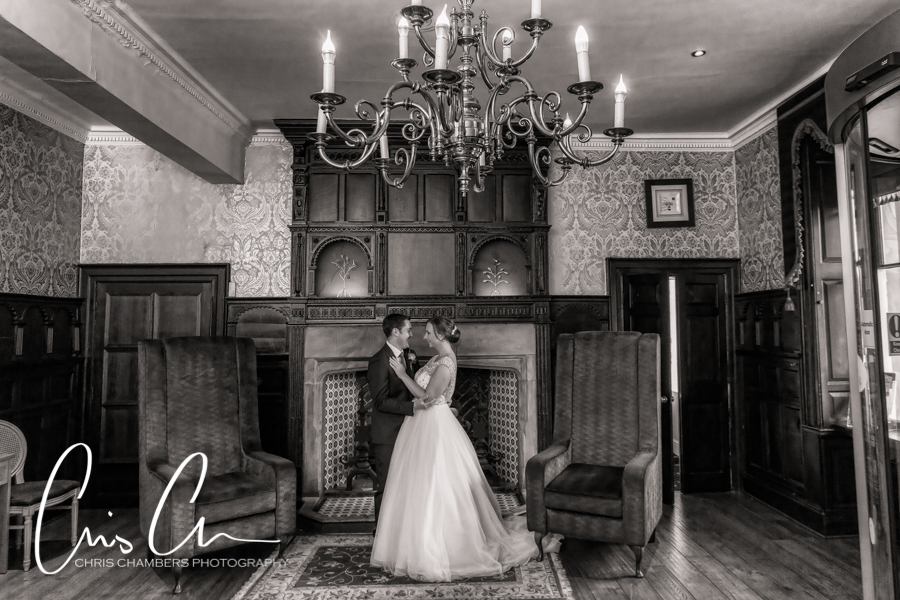 Walton Hall Wedding Photographs, Wakefield Wedding Photographer, Waterton Park wedding photographs by award winning wedding photographer, Chris Chambers Photography