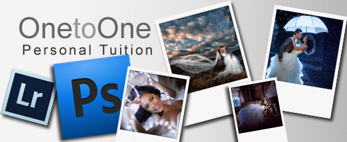 One on one photography training