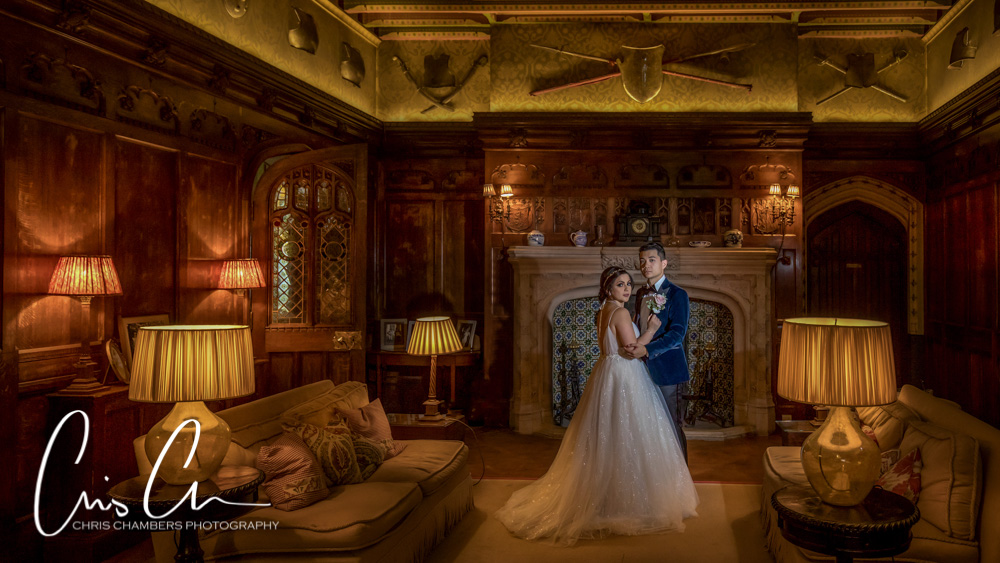 Carlton Towers wedding photography – stunning wedding venue in East Yorkshire. Award winning wedding photography from Chris Chambers