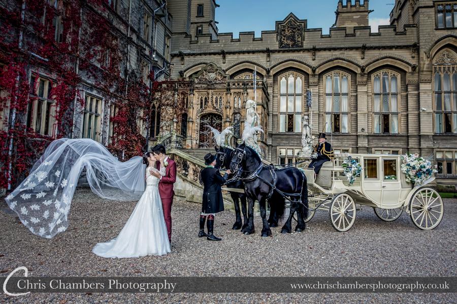 Carlton Towers Wedding photography | Carlton Towers Wedding photographs in Yorkshire