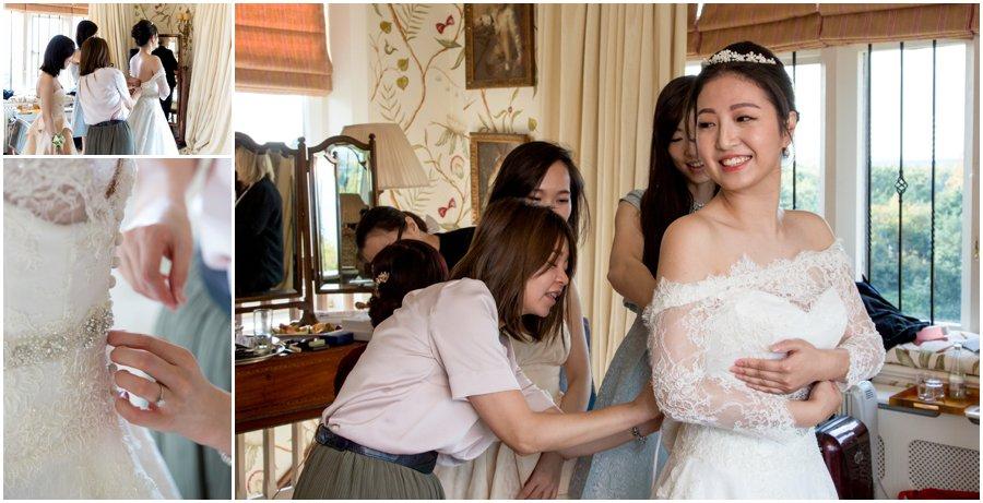 Wedding photography at Carlton Towers, Carlton Towers wedding photos