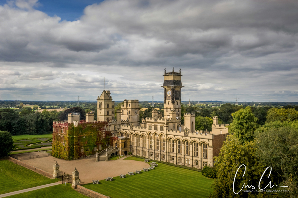 Carlton Towers wedding venue Yorkshire