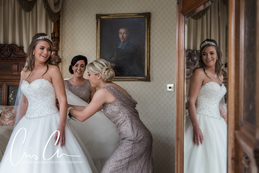 West Yorkshire wedding photography in Carlton, Carlton Towers award winning wedding photography, Chris chambers yorkshire wedding photography