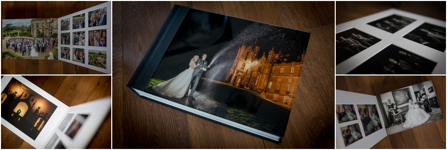 Wedding Photography albums and prices