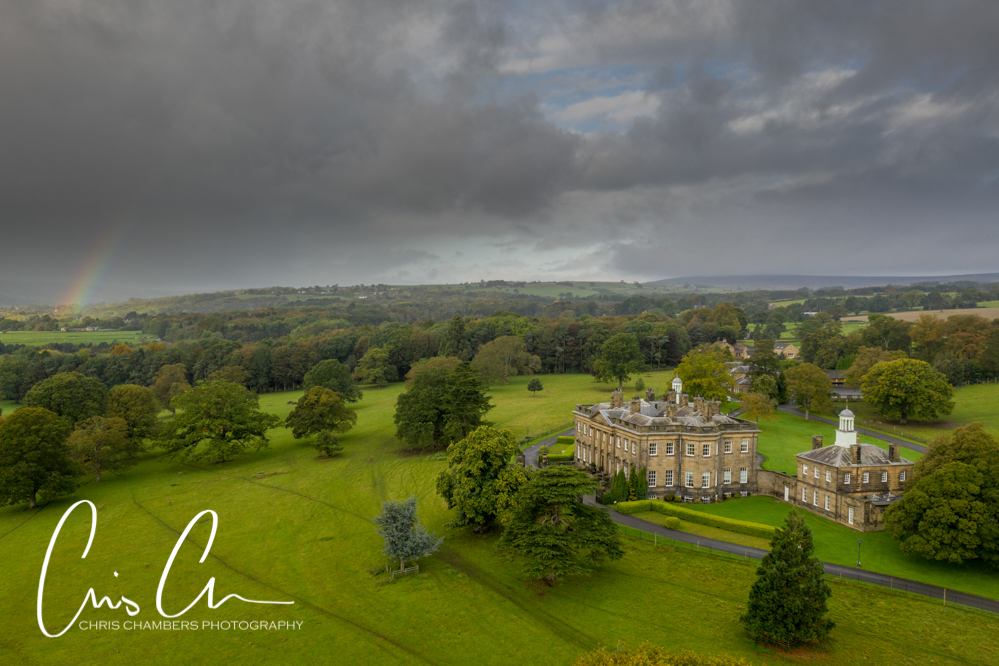 Denton hall Yorkshire wedding photography