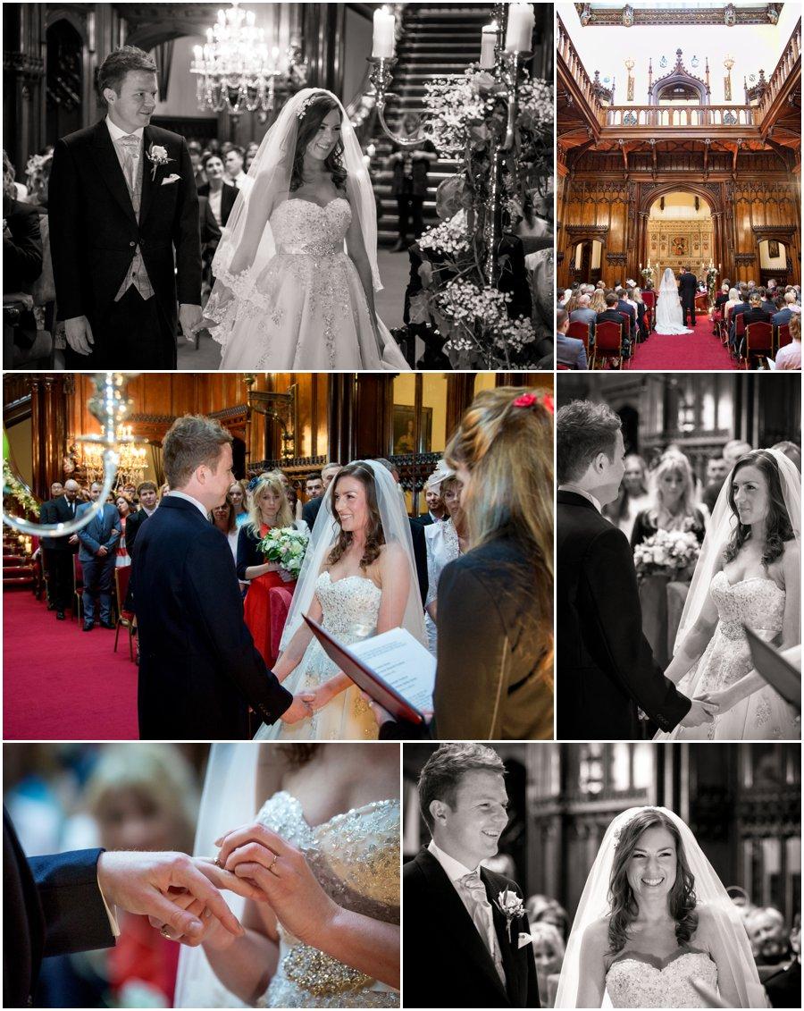 Allerton Castle wedding photographer | North Yorkshire wedding photography at Allerton Castle