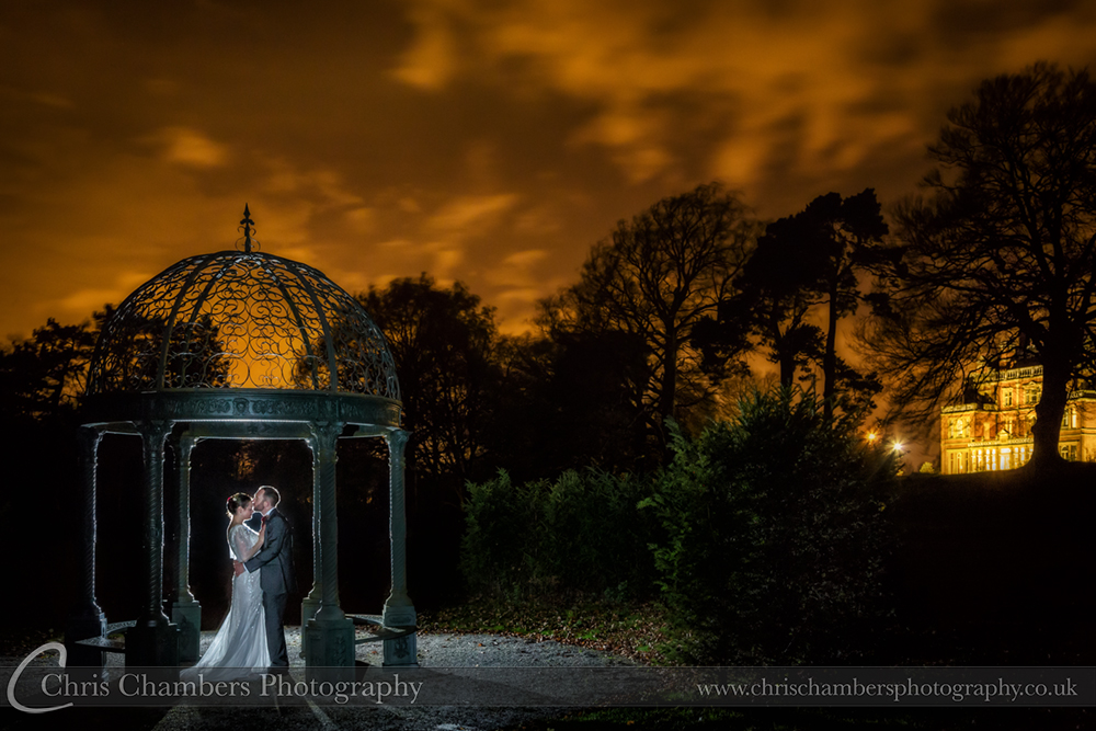 Rossington Hall wedding photography