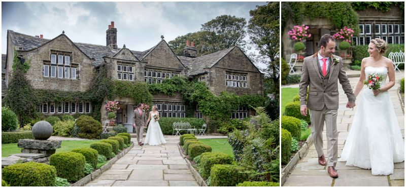 Holdsworth House wedding photographer | Halifax wedding photography at Holdsworth House