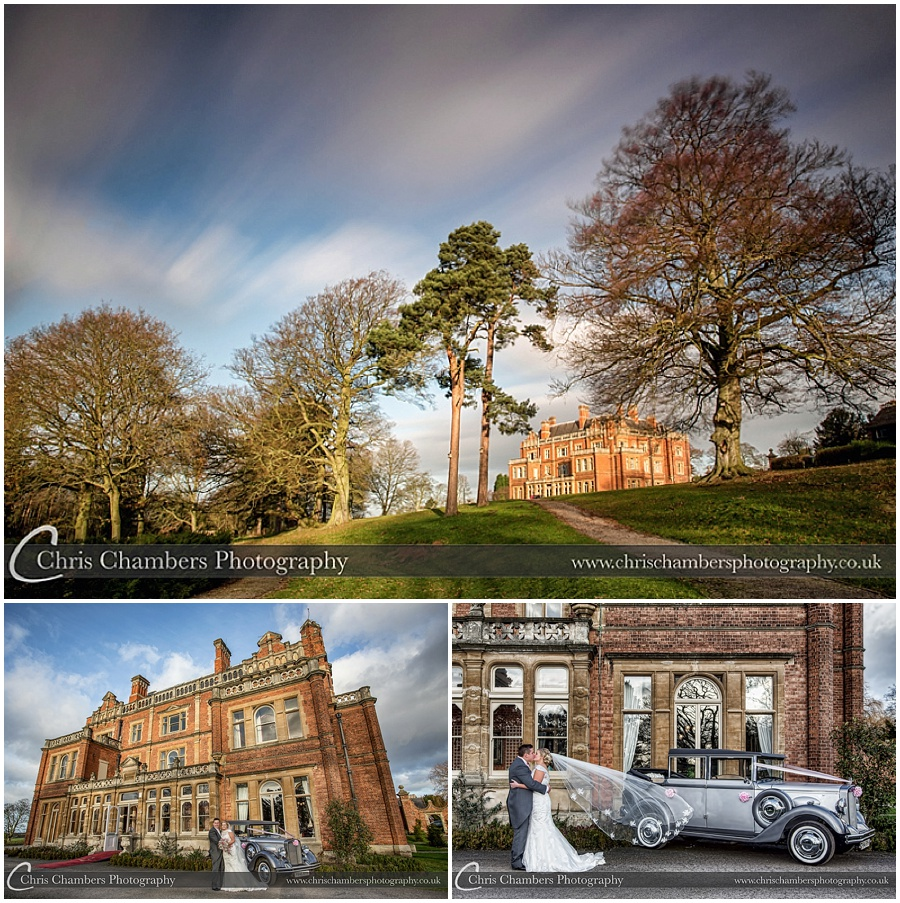 Rossington Hall wedding photography : Rossington Hall wedding photos in Doncaster Doncaster wedding photography : Wedding photography taken in Doncaster Bride and groom wedding photography taken in Doncaster at Rossington Hall : Wedding photos at Rossington Hall