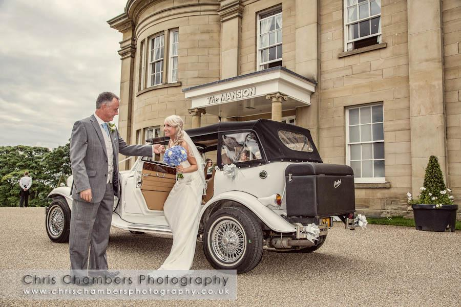 Woodlands Hotel Wedding photographs | Award winning Yorkshire wedding photography | The Mansion wedding photographer