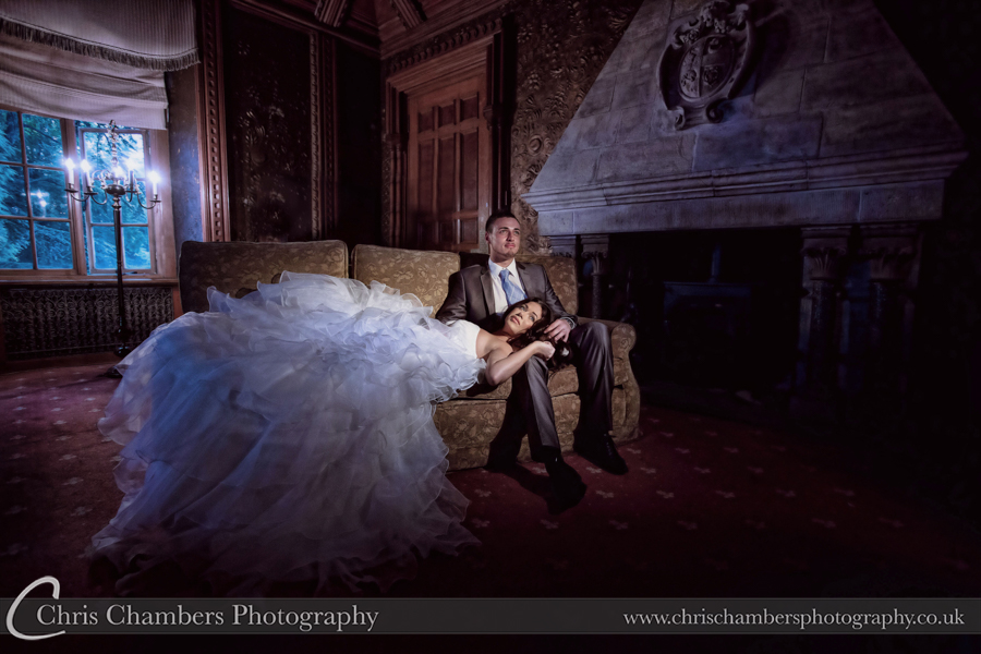 Hazlewood Castle Wedding photographs | Award winning Yorkshire wedding photography | Hazlewood Castle wedding photographer