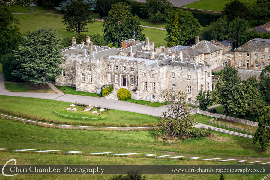 wedding photographer Hazlewood Castle - Award winning wedding photographer