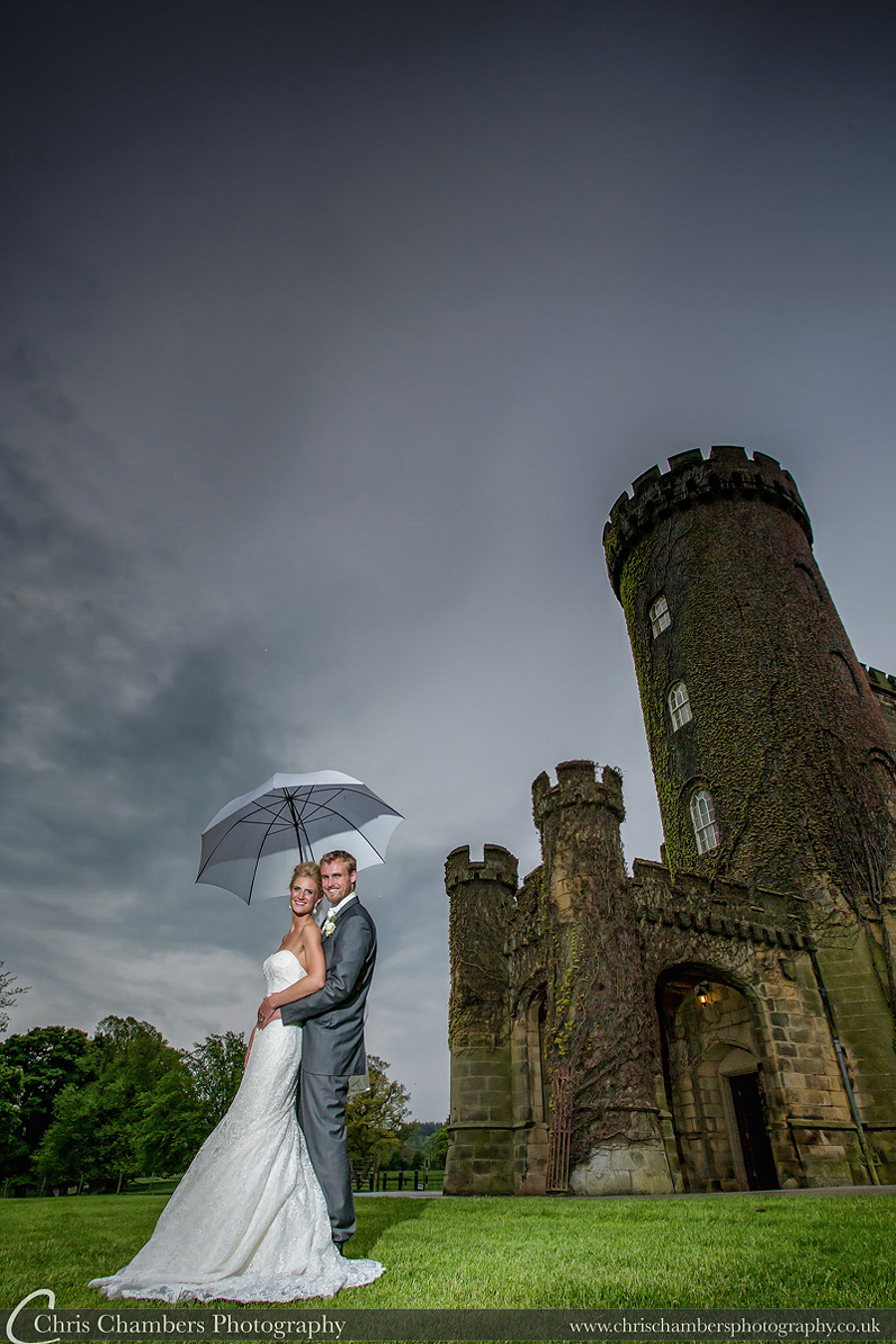 Swinton Park Wedding photographs | Award winning Yorkshire wedding photography | Swinton Park wedding photographer
