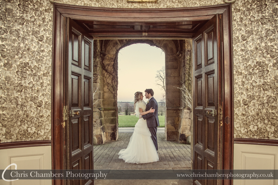 Wedding photography at Swinton Park | Swinton Park wedding photos