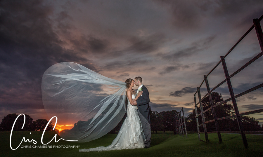 North Yorkshire wedding photographer at Allerton Castle, Award winning Wedding Photographer Chris Chambers, Allerton Castle wedding photographs