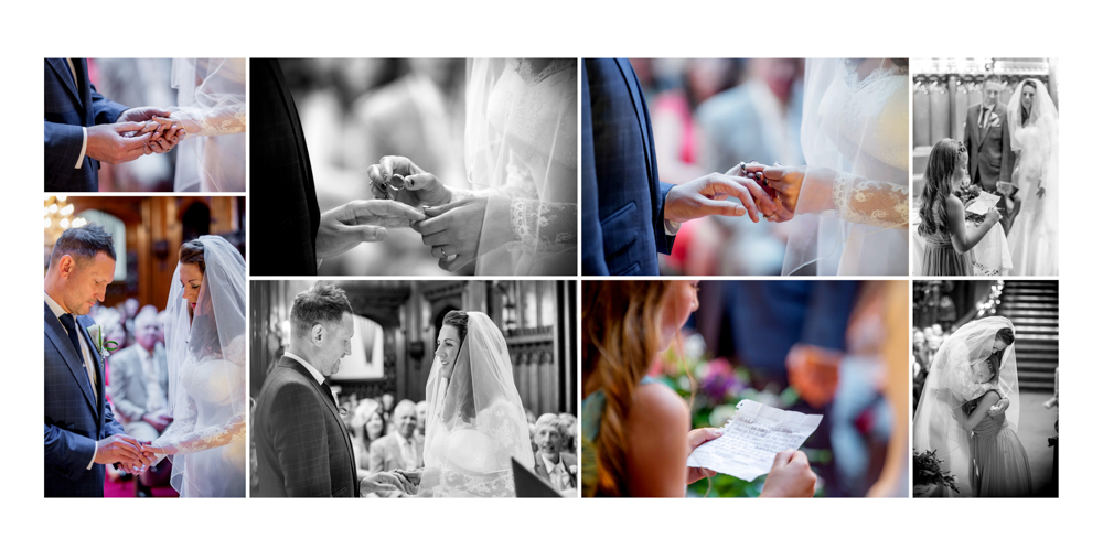 North Yorkshire Wedding Photography Allerton Castle