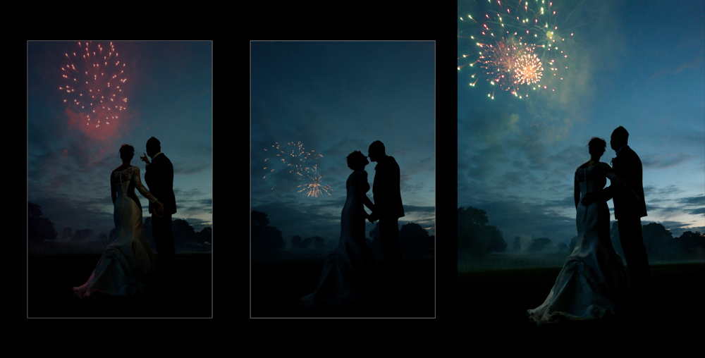 North Yorkshire Wedding Photographs at Allerton Castle