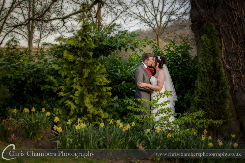 Wedding photography at Wentbridge House Hotel, West Yorkshire wedding photography