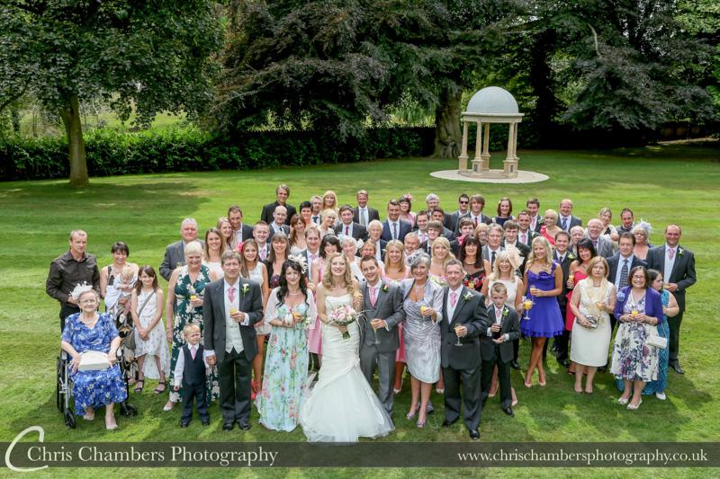 Wentbridge House Hotel Wedding photographs | Award winning Yorkshire wedding photography | Wentbridge House Hotel wedding photographer