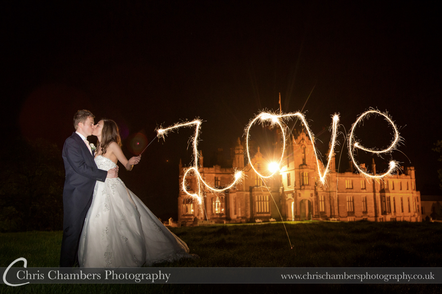 Allerton Castle Wedding photography | Allerton Castle Wedding photographs in North Yorkshire