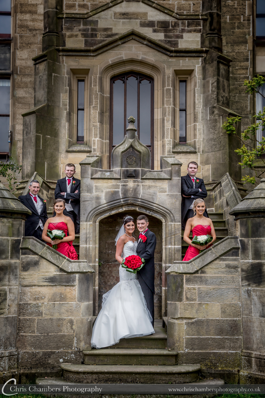 Allerton castle prices wedding dresses