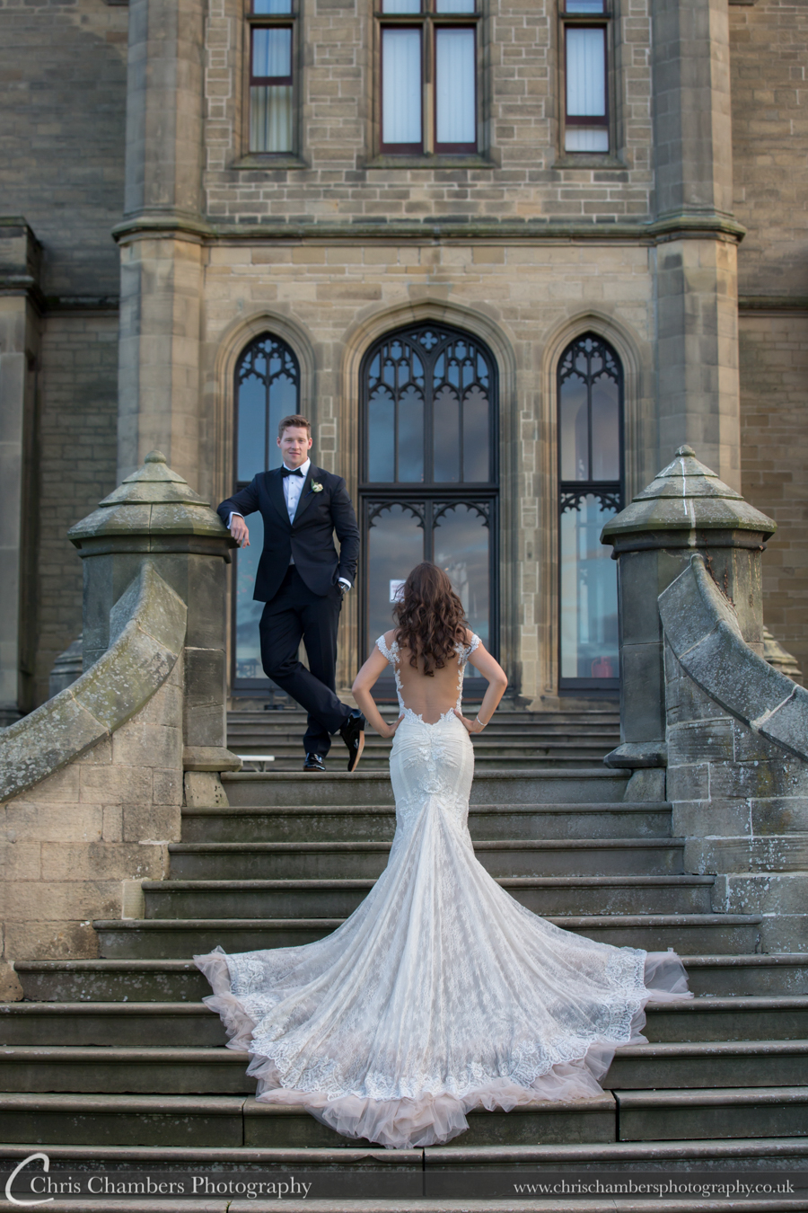 Allerton Castle Wedding Photographer Chris Chambers | Award Winning wedding photography | North Yorkshire Wedding Photographs | Allerton Castle Wedding Photography | Chris Chambers wedding photography | North Yorkshire photographer