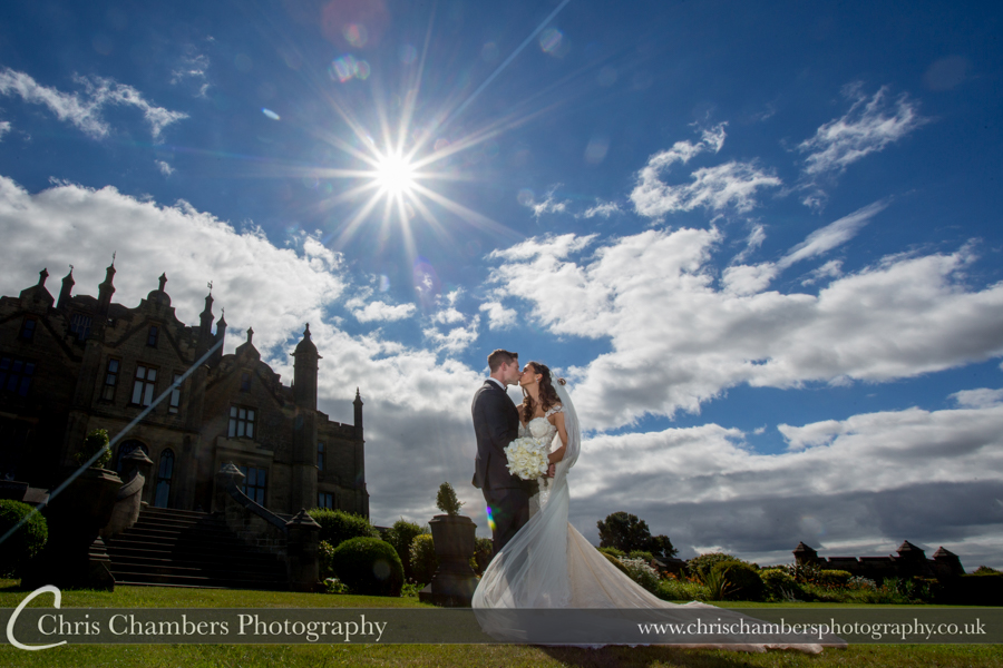 Wedding Photographer at Allerton | Allerton Castle wedding photographs | Allerton Castle Wedding Photographs | North Yorkshire wedding photographer | Allerton Castle Wedding Photographer Chris Chambers | Allerton Castle Wedding Photographer in North Yorkshire | North Yorkshire Wedding Photographer | Allerton Castle Wedding Photography