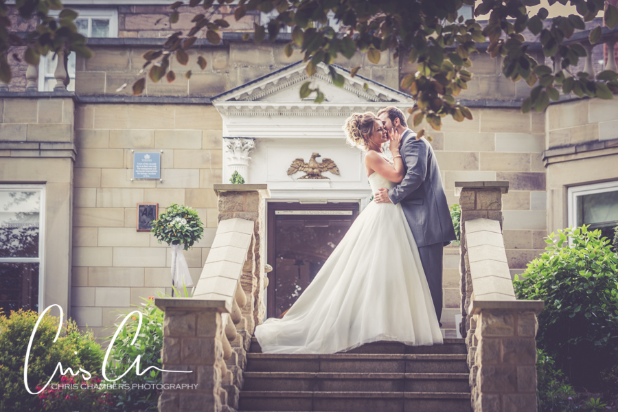 Wentbridge House wedding photography, Pontefract wedding photography at Wentbridge House Hotel, award winning Wedding Photographer Chris Chambers photography