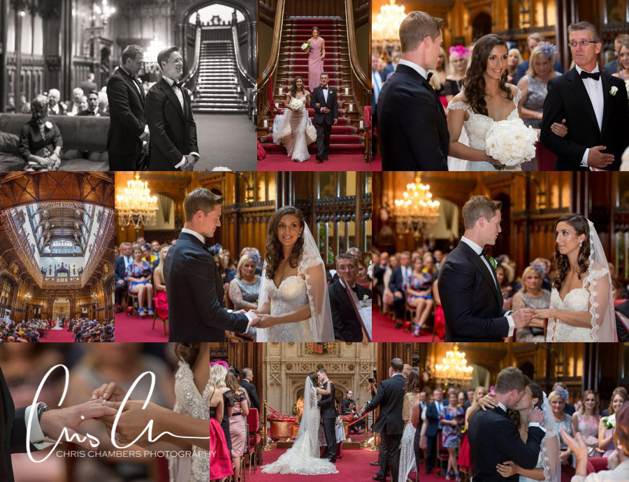 Allerton Castle Wedding photography in North Yorkshire, Allerton Castle wedding photographs, Knaresborough wedding photographer, Allerton Castle wedding photography of the bride and groom