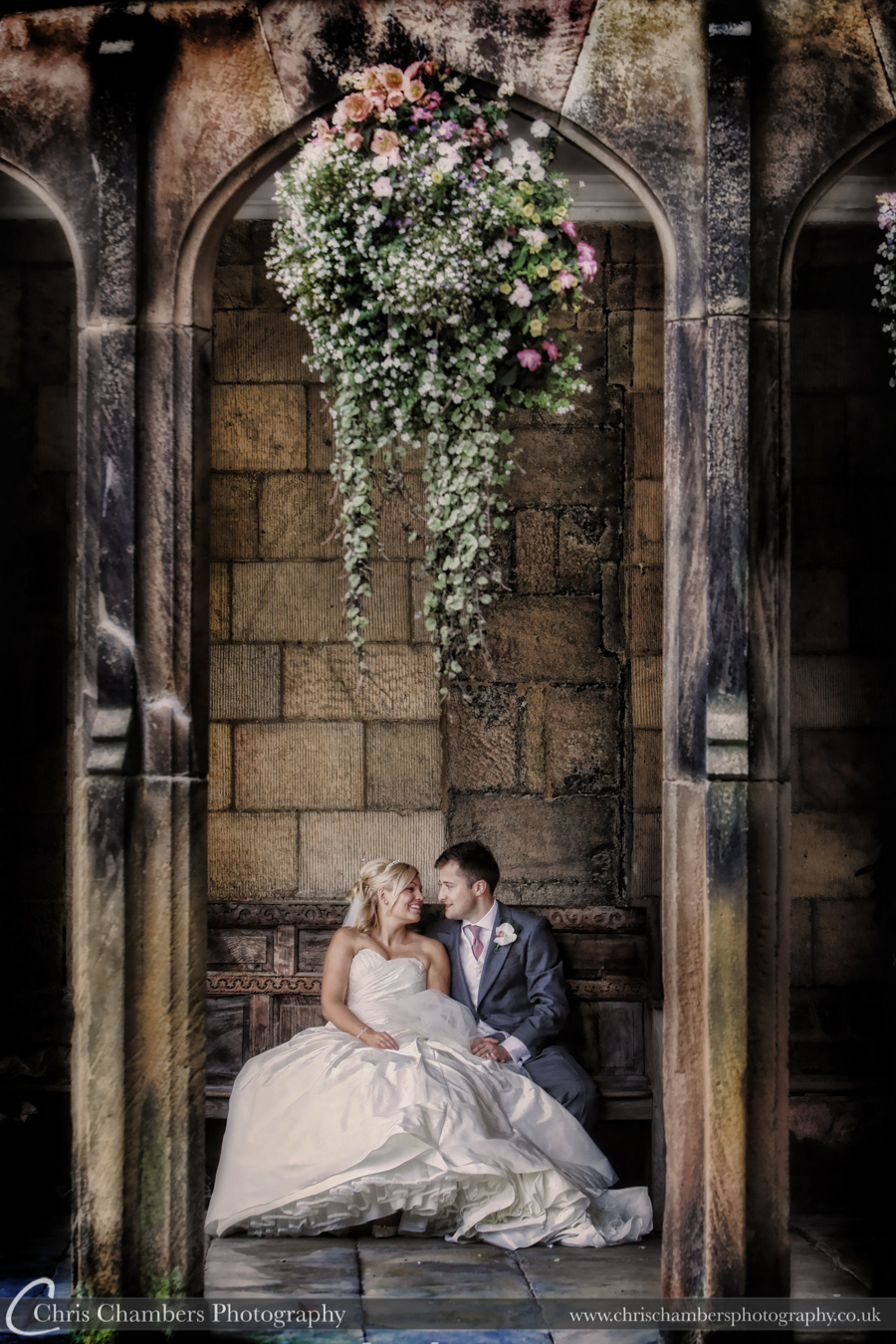 Ripley Castle wedding photographer | Ripley castle wedding photos in Harrogate | Award winning North Yorkshire wedding photography | Harrogate wedding photography | Ripley Castle wedding photography