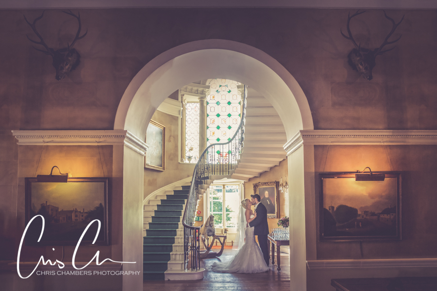 Yorkshire wedding photographer, Ripley castle wedding photography, Harrogate wedding photographer, Chris Chambers photography