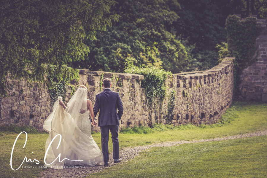 Harrogate Wedding Photographs, Award winning Yorkshire photography taken at Ripley Castle, Ripley Castle wedding photography