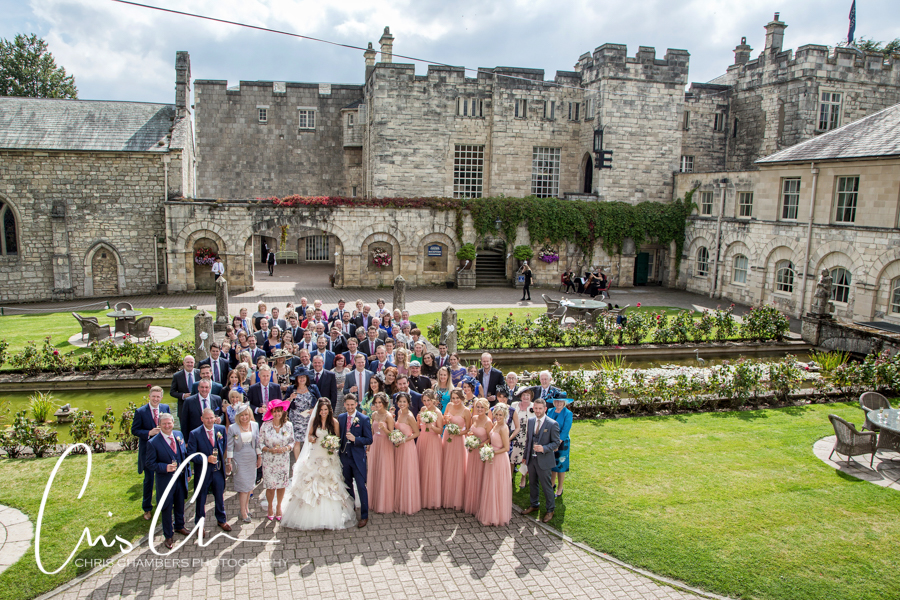 Yorkshire wedding photography at Hazlewood Castle, North Yorkshire wedding, Hazlewood Castle photographer, Tadcaster wedding photographer, award winning Hazlewood castle wedding photographer