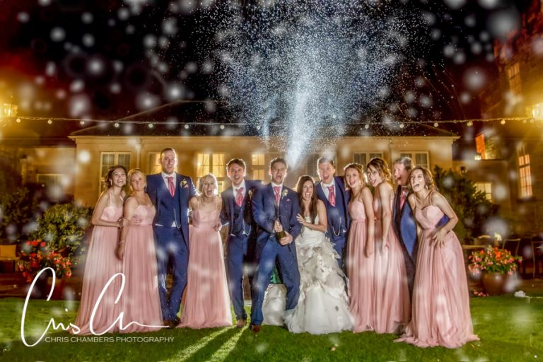 Hazlewood Castle wedding photography, North Yorkshire wedding photographer, Chris Chambers photography, Award Winning Wedding Photographer