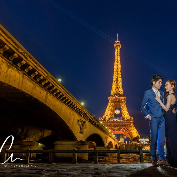 Paris pre-wedding photoshoot | Kenneth and Eve's Engagement Photographs in Paris | Paris Engagement photography