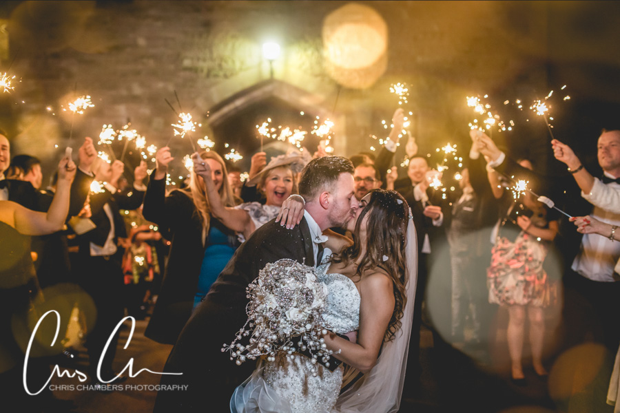 Peckforton castle wedding photographs - Chris Chambers award winning wedding photographer