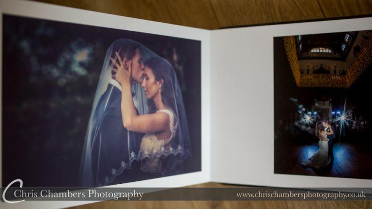 Allerton Castle wedding photographer