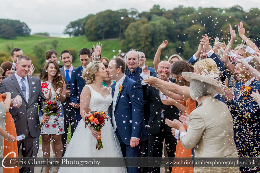Coniston Hall Hotel wedding photography