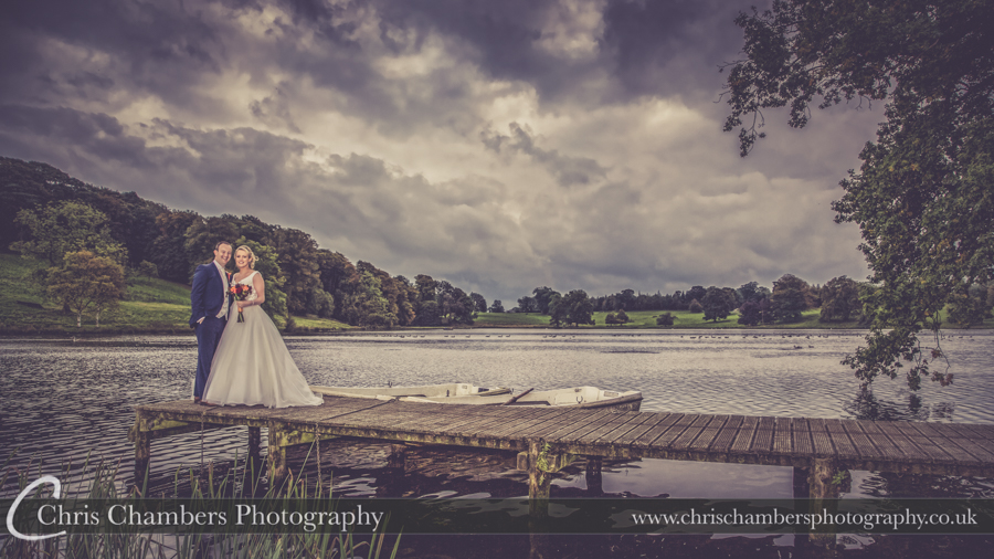 Wedding Photography at Coniston Hall Hotel. Award winning Yorkshire wedding photography Chris Chambers.