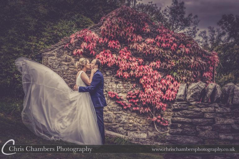 Coniston Hall Hotel wedding photography - Skipton North Yorkshire from award winning wedding photographer Chris Chambers