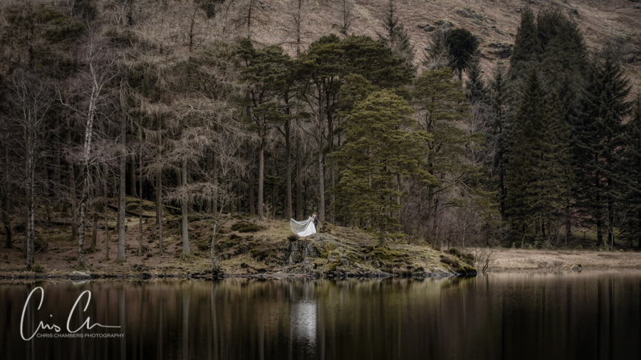 Langdale wedding photography - the langdale hotel and spa