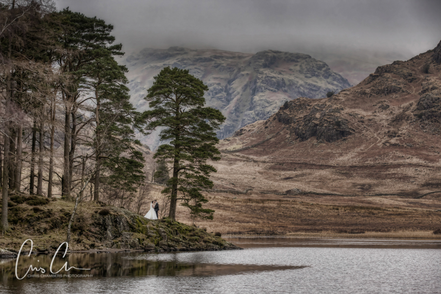 Blea Tarn wedding photographer
