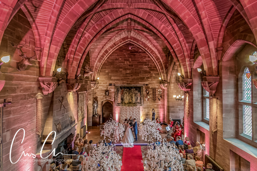 Wedding Photos at peckforton castle, award winning wedding photographer at Peckforton castle cheshire