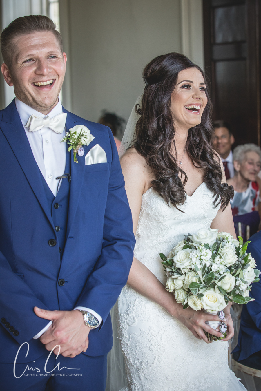 Stubton Hall weddings, wedding photographer Chris Chambers. Wedding photographs at Stubton Hall.